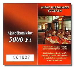 Gift certificate, ajándékutalvány, TRADICIONÁLIS, MAGYAR, KONYHA, restaurant, Hungarian, authenthic cuisine, Budapest, travel, Hungary