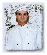 Chef Egyed Ferenc